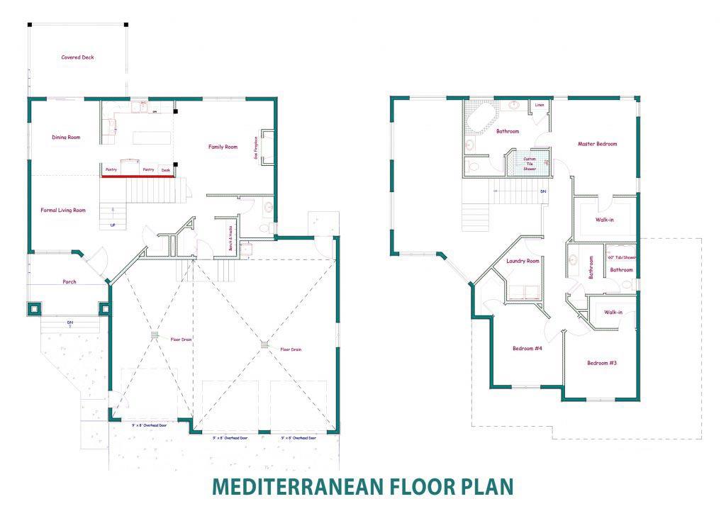 Mediterranean Plan