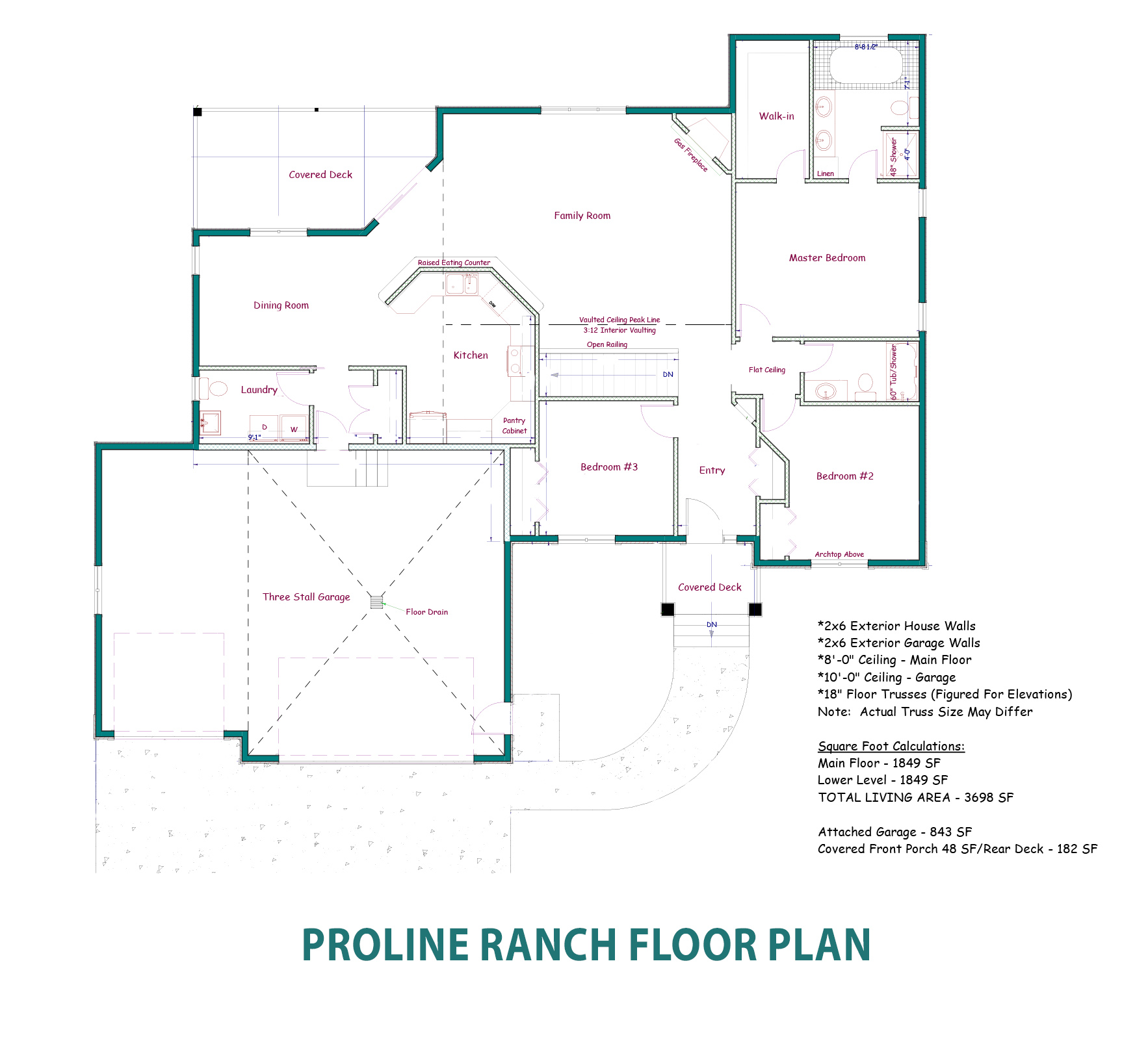 Proline Ranch Plan